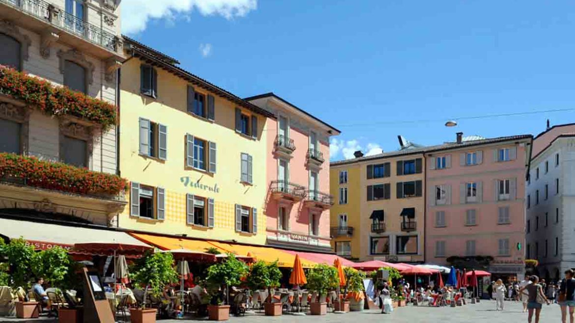 Transfer Service to Lugano city