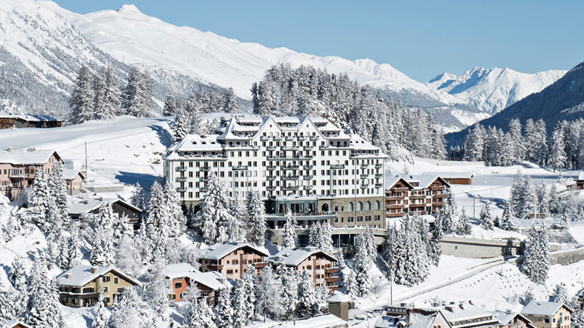 Airport Transfer Service to Saint Moritz