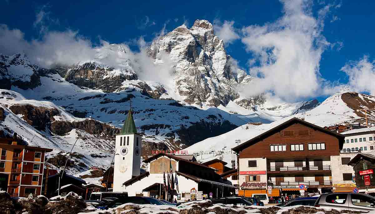 Transfer Service to Cervinia